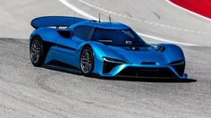 Nio's EP9 electric supercar charges to more lap records     - Roadshow After capturing the electric car lap record at Germanys Nurburgring last fall the Nio EP9 has come to the US and added two records to its list of accomplishments.   Last week the EP9 completed the quickest autonomous lap of the Circuit of the Americas (COTA) in Austin Texas with a time of 2 minutes and 40.33 seconds. Without a driver the electric supercar reached a top speed of 160 mph.   The autonomous record at COTA is…