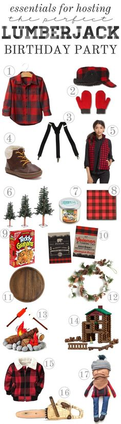 Essentials for a Mandly Lumberjack Party Host a Rugged and Manly Lumberjack Party Birthday Bash, Baby Birthday, First Birthday Parties, Birthday Ideas, Lumberjack Birthday Party, Shower Bebe, Baby Shower, Pinterest Instagram, Party Ideas