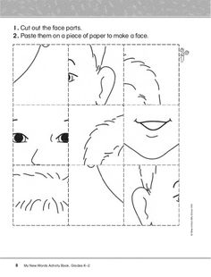 cut out face format to color - Pesquisa Google