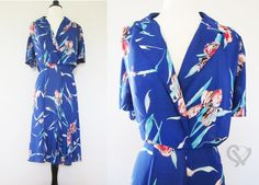 Pearl Harbor Floral Dress