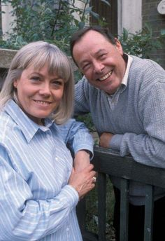Pauline and Arthur Fowler