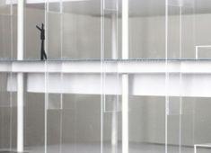New Laboratories Building - University of Lausanne. Alberto Campo Baeza with Juan José Castellón Gonzalez, November 2016 Lausanne, Competition, November, University, Floor Plans, Architecture, Big, Building, Decor