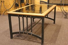 Custom Furniture Steel Furniture, Custom Furniture, Welding Projects, Drafting Desk, Benches, Tables, Chairs, Home Decor, Bespoke Furniture