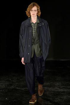 Sfilata Moda Uomo E. Tautz Londra - Autunno Inverno 2017-18 - Vogue