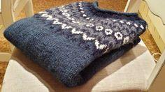 Riddari genser | Elins lille hobbyhjørne