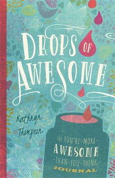 You loved the blog post? Check out the discovery journal. Drops of Awesome from Familius!!