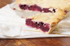 Blackberry Pie with Butter Pie Crust - Syrup and Biscuits