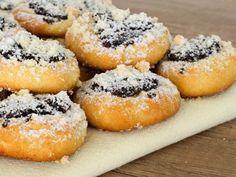 Doughnut, Cantaloupe, Food And Drink, Fruit