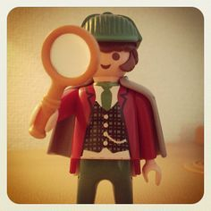 Sherlock Holmes Playmobil