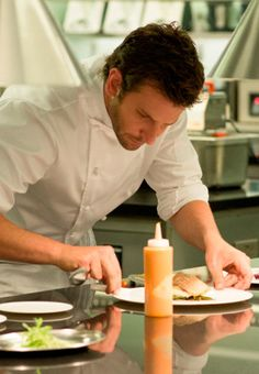 The Weinstein Company released the official trailer for Burnt starring Bradley Cooper as a chef. The cast also includes Sienna Miller, Omar Sy, Daniel Brühl, Matthew Rhys, Uma Thurman and Emma Thompson. Bradley Cooper, Gordon Ramsay, Chefs, The Hangover, Movie Chef, Marcus Wareing, Chef Cuistot, Alec Guinness, Adam Jones