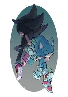 Dark Sonic...the most mysterious topic of this fandom by far.