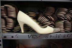 #zapatosplanos con #puntera en #piel #metalizada #patinada #color #exclusivo #estilo #madeinspain #zapatos de #calidad #handmade #shoes #fashion #classic
