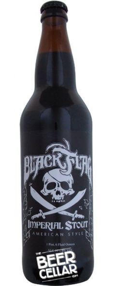 Buy Beer Valley Black Flag Imperial Stout (650ml Bottle) Beer online in…