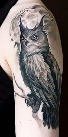 Realism Animal Tattoo by Oleg Turyanskiy | Tattoo No. 4687