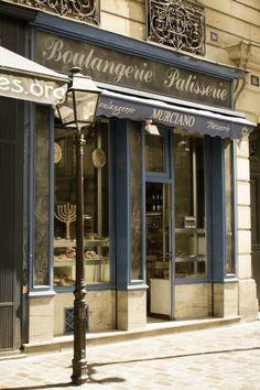 Paris, Le Marais - Rue de Rosier. Ruse Rosier is full of great vintage shops and the best falafel you'll ever eat!