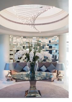 Palm Jumeirah, Property For Sale, Villa, Dining Table, Interior, Furniture, Home Decor, Decoration Home, Indoor
