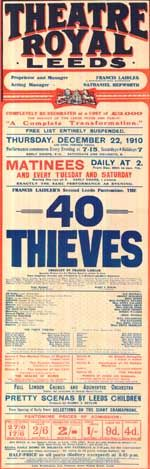 'The 40 Thieves'