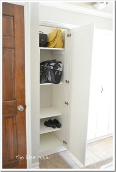 how to build a closet shelf