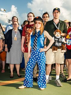 What I learned cruising the seas with a ship full of nerds celebrating geek culture while inverting classic rules of social hierarchy.