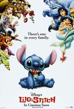 Stitch was the first disney animated film since dumbo to use. Galactic council comes to collect stitch, the leader mentions she. New lilo and stitch movie Disney Films, Disney Pixar, Disney Animated Films, Disney Animation, Disney Trivia, Classic Disney Movies, Disney Wiki, Disney Classics, Disney Characters
