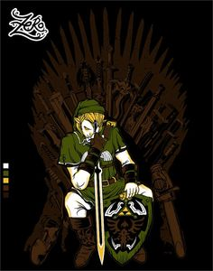 Game of Thrones / Zelda