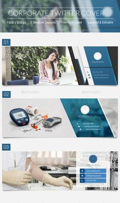 44 best twitter background and cover templates images on pinterest