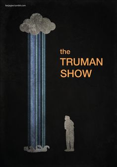 The Truman Show Movie Poster