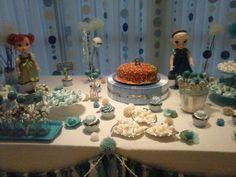 Lezanfan/ festa blue.