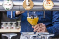 Cornet Beer from Swinkels Family Brewers Wine Glass, Alcoholic Drinks, Tableware, Dinnerware, Tablewares, Liquor Drinks, Alcoholic Beverages, Dishes, Place Settings