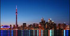 Torre cn Toronto Canadá