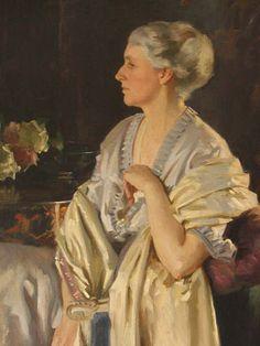 John Singer Sargent (1856–1925) - Portrait of Jane Emmet de Glehn - 1925 John Singer Sargent (January 12, 1856 – April 14, 1925) was an Amer...