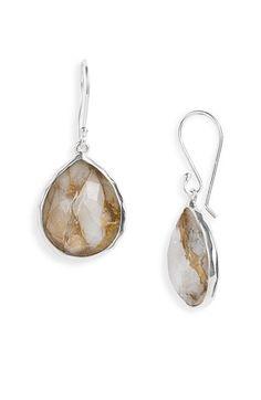 Ippolita Small Teardrop Earrings