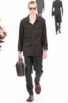 Ermenegildo Zegna Spring 2016 Menswear - Collection - Gallery - Style.com