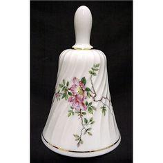 Porcelain Dinner Bell Limoges