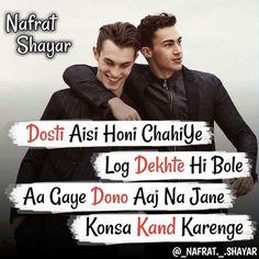 46 Best Friendship Quotes in Urdu Best Friends Forever Quotes, Best Friend Quotes Funny, Bff Quotes, Funny Quotes, Bad Words Quotes, Positive Attitude Quotes, Attitude Quotes For Boys, Friendship Quotes In Urdu, Dosti Quotes