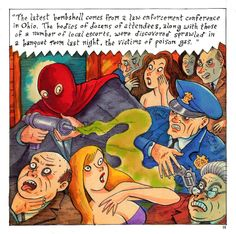 Samples of work by Richard Sala ~ Art ~ Comics Comic Art, Rooster, Mystery, Comics, Animals, Animales, Animaux, Animal, Cartoons
