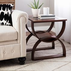 Bentwood End Table By I Love Living. Furniture OutletOnline ...