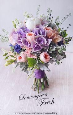 Purple Wedding Bouquets, Floral Bouquets, Floral Wedding, Wedding Flowers, Floral Wreath, Wedding Flower Arrangements, Floral Arrangements, Hand Bouquet, Flower Boxes