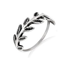 Oxidized Sterling Silver Olive Branch Vine Leaves Pattern Band Nature Inspired Ring, Sizes >>> We appreciate you for having visited our photograph. (This is an affiliate link) Leaf Jewelry, Bohemian Jewelry, Mystic Clothing, Vine Leaves, Bohemian Rings, Oxidized Sterling Silver, Nature Inspired, Vines, Best Gifts