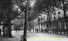 Le 6ème arrondissement - Cours Gambetta, angle avenue de Saxe