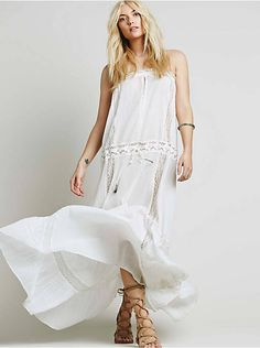 Free People Tube To Try Dress, $98.00