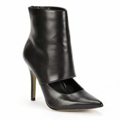 Rock and Republic Cutout Ankle Boots - Women
