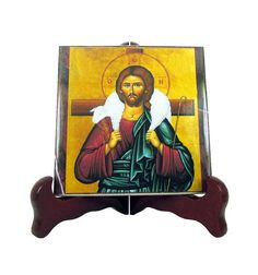 A wonderful icon of the Good Shepherd is available in my Etsy Store: >>> https://www.etsy.com/listing/509887420 <<<  100% handmade in Italy by @TerryTiles2014  #goodshepherd #jesus #christianity #faith #pray #love #catholics #catholicgifts #religious #religiousicons #icons #etsyfinds