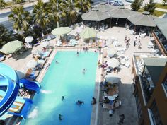 Turcja- Alanya 27.05.-03.06. 1162PLN/os.  Hotel Sunfire Beach 4* All Inclusive  Wylot z KTW  TYLKO 2 POKOJE!!!
