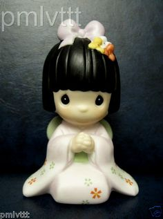 Asian precious moments figurines