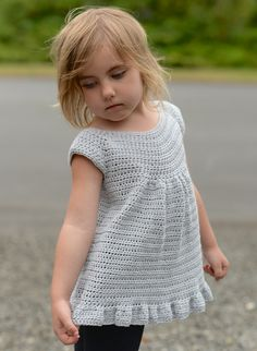 Ravelry: Swaleigh Top by Heidi May