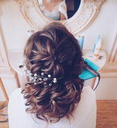 Причёски для невест
