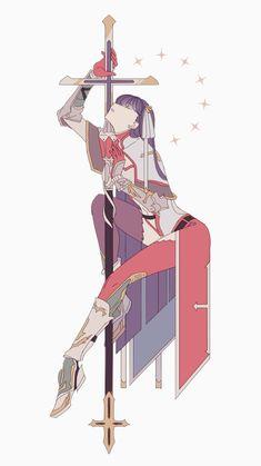 Twitter Fantasy Character Design, Character Design Inspiration, Character Concept, Character Art, Concept Art, Anime Art Girl, Manga Art, Character Illustration, Illustration Art