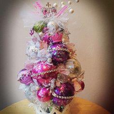 Beautiful Princess Tree/Princess Birthday Party Centerpiece !