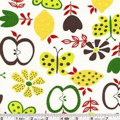Look! 30 great places to buy fabric online ♥